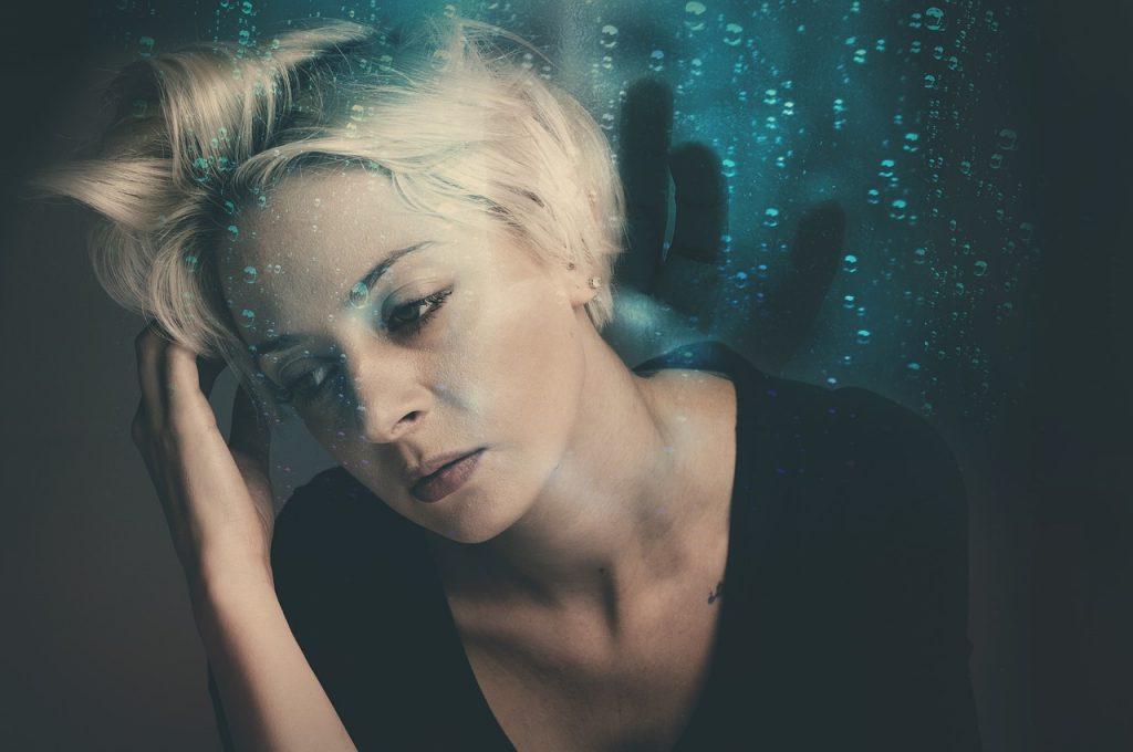jak stres może wpływać na Twój wygląd